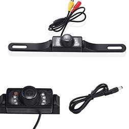FOLCONROAD Car Rear View Backup Camera Parking Reverse Back