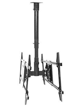 "Ceiling Dual Mount for LED TV 55"" Heavy Duty Professtional w"