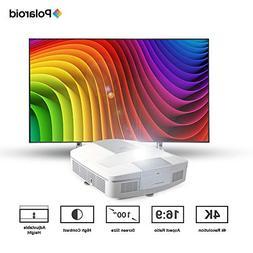 Polaroid Cinema HD U-100 Ultra-Short Throw Projector TV & S-