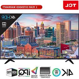 "TCL 49"" Class 5-Series Super-Slim 4K Roku Smart LED TV 2018"