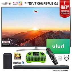 "LG 55"" 4K HDR Smart LED AI Super UHD TV ThinQ 2018 Model Hi-"