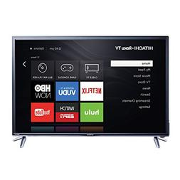 "Hitachi 43"" Class 1080p Roku Smart LED TV - 43R5"