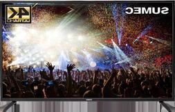 """SUMEC 50"""" Class 4K  LED TV"""