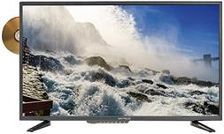 """Sceptre 32"""" Class HD  LED TV  with Built-in DVD Player"""