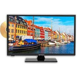 "Sceptre 19"" Class HD  LED TV with Built-in DVD Player"