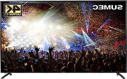 """SUMEC 55"""" Class 4K  LED TV"""
