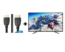 """55"""" Class 4K  LED TV  with HDMI 2.0 Cable with Ethernet High"""