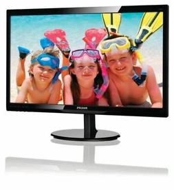 "24"" Full HD 4K Computer LED Monitor Back-Lit LED HDMI 1920X1"