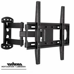 Corner Full Motion SWIVEL TV Wall Mount Fit Screen Size Up 5