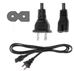 CorpCo 6ft power cable for Vizio LCD/LED TVs