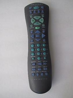 PROSCAN CRK76VBL1 TV DVD VCR SAT CABLE U