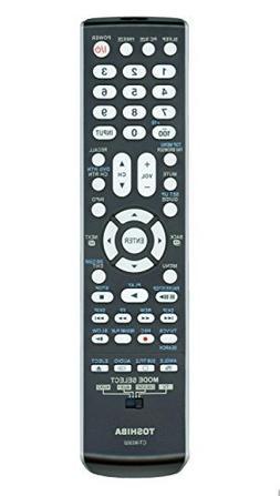 Original Toshiba CT-90302 LCD TV Remote Control, P/N 7501093
