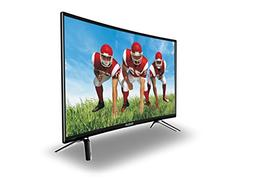 """RCA 32"""" CURVED LED TV 720P HDTV 16:9 3 HDMI 60Hz ~Top Seller"""