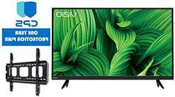 "Vizio D-Series D32hn-E1 32"" Class Full-Array LED TV  + Wall"