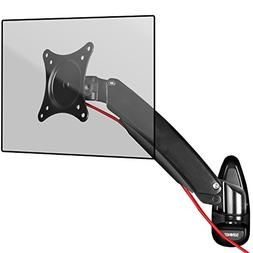 Duronic DM55W1X1 Spring Single LCD LED Sprung Wall Mount Arm