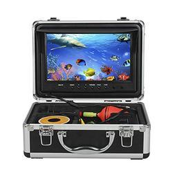"9"" Color Display 30M Underwater Camera Fishing Finder Video"