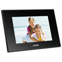 Sony DPF-D75 7-Inch LED Backlit Digital Photo Frame with Rem