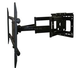 Large Dual Arm Full Motion Wall Mount for Samsung UN60H6203A