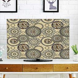 Auraisehome Dust Resistant Television Protector African Safa
