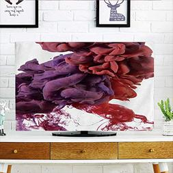 Philiphome Dust Resistant Television Protector Color Drop in