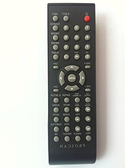 NEW PROSCAN DVD COMB LCD LED TV REMOTE CONTROL For Proscan P
