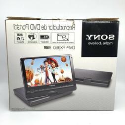 "Sony DVP-FX950 9"" Screen Portable DVD Player"