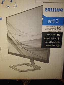 Philips E-line 226E9QDSB 24 inch LCD Monitor