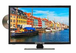Sceptre E195BD-SRR 19-Inch 720P LED TV, True Black