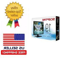 "Sceptre E195BV-SR 19"" Class HD  LED TV FREE 2-DAY SHIPPING!"