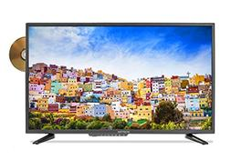 """Sceptre E328BD-SR 32"""" 720p TV DVD Combination , True Black"""