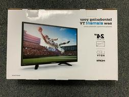 "Element Electronics 24"" HD LED TV  ELEFT2416 24"" - NEW"