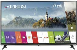 LG Electronics 55UJ6300 55-Inch 4K Ultra HD Smart LED TV