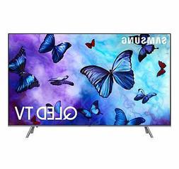 """Samsung QN55Q6F Flat 55"""" QLED 4K UHD 6 Series Smart TV 201"""