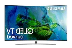 Samsung Electronics QN65Q8C Curved 65-Inch 4K Ultra HD Smart