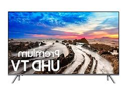 "Samsung UN65MU800DFXZA 4K Ultra HD Smart LED TV, Black, 65"""