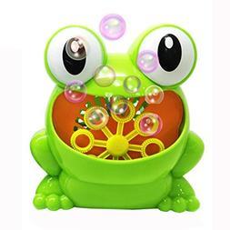 BananA_Mosquito lamp Frog automatic bubble machine blower ma