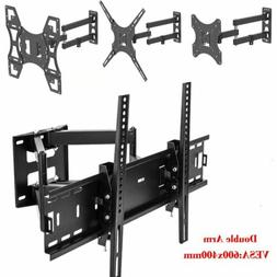 full motion tv wall mount articulating 24