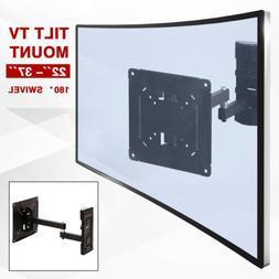 """Full Motion TV Wall Mount Bracket Tilt Swivel LCD LED 22""""- 3"""