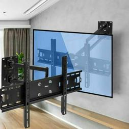 Full Motion TV Wall Mount Bracket Tilt Swivel 32 40 47 55 65