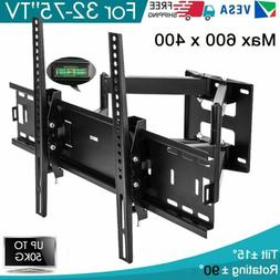 Full Motion Articulating TV Wall Mount 32 37 39 42 46 48 55