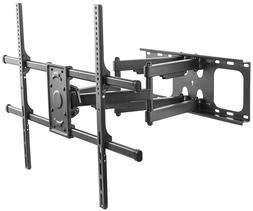Full Motion TV wall mount Tilt Swivel 42 50 56 60 80 90 inch