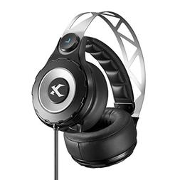 Gaming Headset For PS4 Xbox One, Headphones With Mic Stereo
