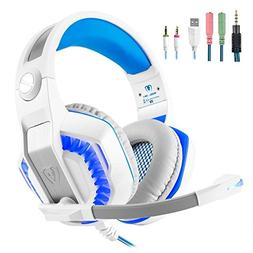 Gaming Headset STOGA Beexcellent Over Ear Headphones Noise I
