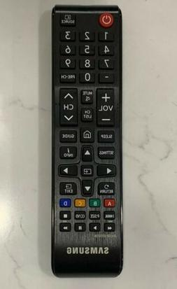 Genuine Samsung LED / LCD TV Remote BN59-01301A w/ batteries