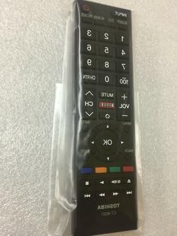 genuine  New Toshiba SMART Remote CT-8037  40L3400 58L5400UC