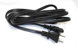 """Globalsaving AC Power Cord for Samsung 75"""" J630D LED Smart T"""
