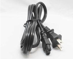 "Globalsaving AC Power Cord for Samsung 75"" LED Smart TV UN75"