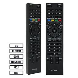Gvirtue GXRT112UniqueDesign Universal TV Remote for Almost A