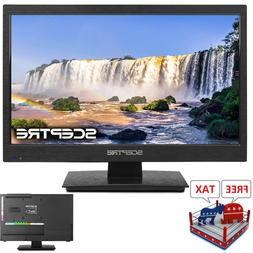 "HD LED TV Sceptre 19"" Class 720P  Small 16:9 Cabinet Home Wi"