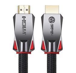 HDMI Cable 3 Feet - High Speed HDMI 2.0a 4K Ultra HD HDR Cor